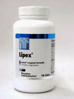 Douglas Lab's Lipex 100 Tabs