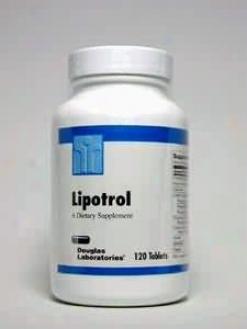 Douglas Lab's Lipotrol 120 Tabs