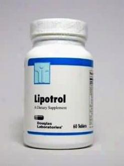Douglas Lab's Lipotrol 60 Tabs