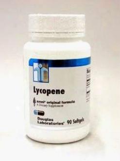 Douglas Lab's Lycopene 5 Mg 90 Gels