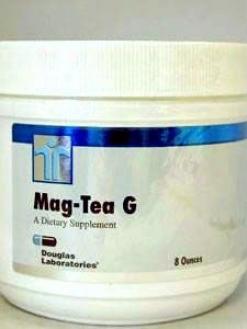 Douglas Lab's Mag-tea G Powder 8 Oz