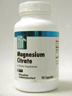 Dougpas Lab's Magnesium Citrate 940 Mg 90 Caps