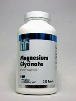 Dougkas Lab's Magnesium Glycinate 100 Mg 240 Tabs
