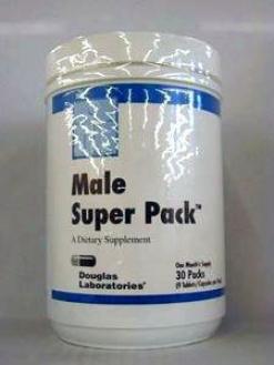 Douglas Lab's Male Super Pak 30 Pkts