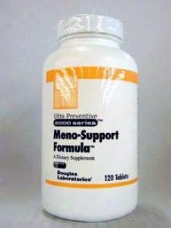 Douglas Lab's Meno-support Formula 120 Tabs