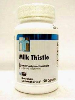 Douglas Lab's Milk Thistle 175 Mg 90 Caps