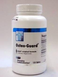 Douglas Lab's Osteo-guard 120 Tabs