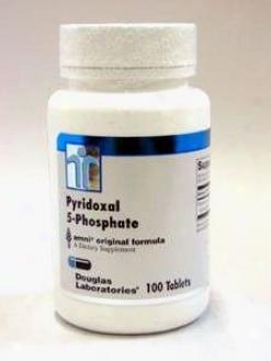 Douglas Lab's Pyridoxal 50 Mg 100 Tabs