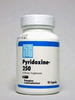 Douglas Lab's Pyridoxine 250 Mg 90 Caps
