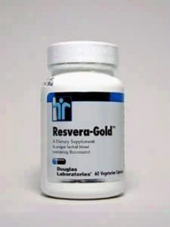 Douglas Lab's Resversa-gold 60 Vcaps
