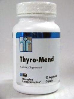 Douglas Lab's Thyro-mend 90 Caps