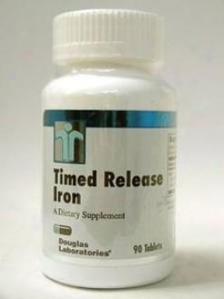 Douglas Lab's Timec Released Iron 90 Tabs