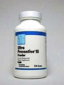 Douglas Lab's Ultra Preventive Iii Powder 250 Gms