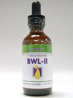 Dr. Garber's Bwl-ii (diarrhe)a 2oz
