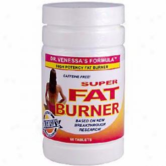 Dr. Venessa's Sper Fat Burner 60tab