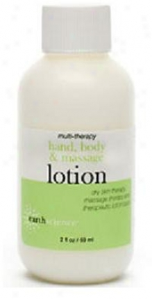 World Scuence's Body & Massage Lotion Fragrance Free 2oz