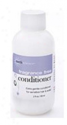 Earth Science's Travel Size Fragrance Free Conditioner 2oz