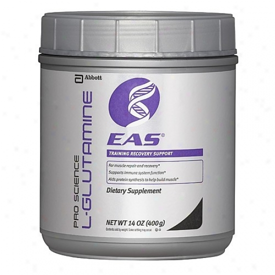Eas Pro Science L-glutamine Powder 14oz