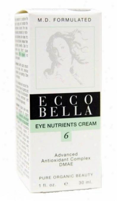 Ecco Bella's M.d. Formulated Skin Care, Bud Nutrients Cream 1oz