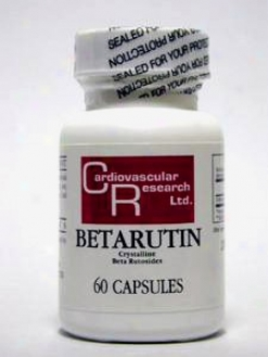 Ecological Formula's Betarutin 250 Mg 60 Caps