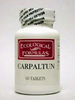 Ecological Formula's Carpaltun 60 Tabs