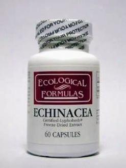 Ecological Formula's Echinacea 60 Caps