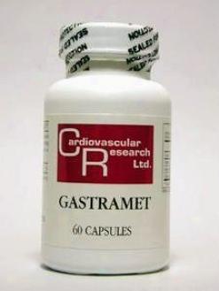 Ecological Formula's Gastramet 60 Caps