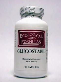 Ecological Formula's Glucostabil 180 Caps