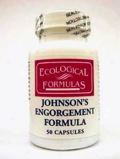 Ecological Formula's Johnson's Engorgememt Form 50 Caps