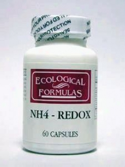 Ecological Formula's Nh4-redox 100 Mg 60 Caps
