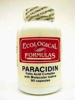 Ecological Formula's Paracidin 90 Caps
