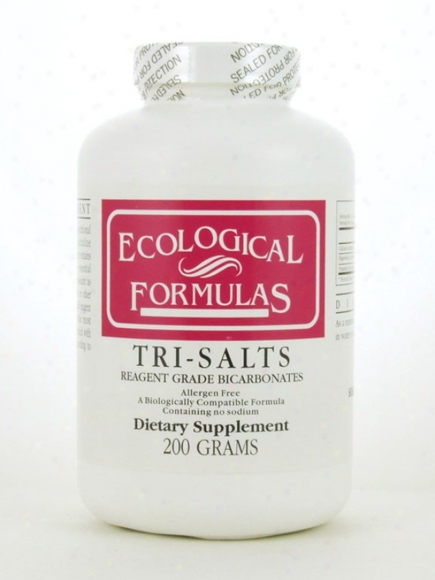 Ecological Formula's Tri-salts 200 Gms