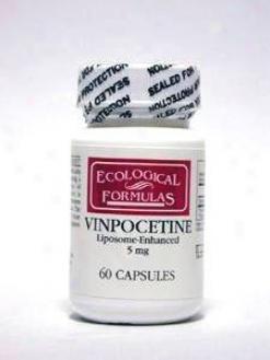 Ecological Formula's Vinpocetine 5 Mg 60 Caps