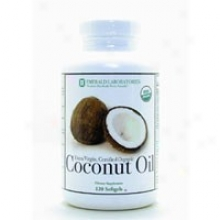Emerald Labs Organic Coconut Oil 120sgel