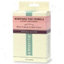 Emerita's Menopause Plus Formula 60tabs