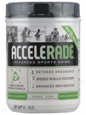Endurox's Accelerade Lemon Lime 30 Srvg
