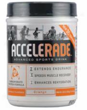 Endurox's Accelerade Orange 30 Srvg