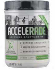 Endurox's Accerlerade Lemon Lime 60 Srvg