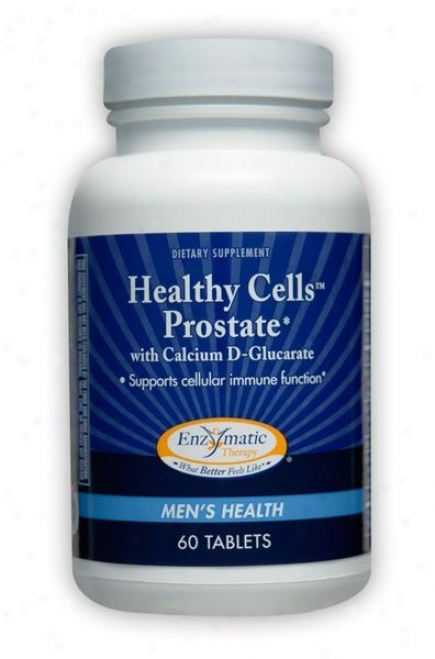 Enzymatic's Healthy Cells Prostate 60tabs