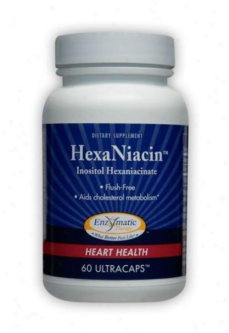Enzymatic's Hexaniacin 60caps
