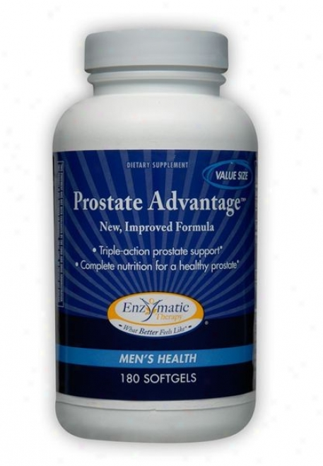 Enzymatic's Prostate Advantage 18s0g