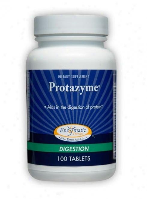 Enzymatic's Protazyme 100tabs