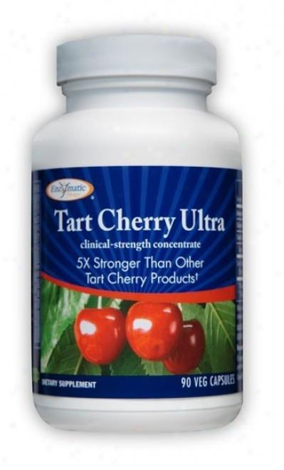 Enzymatic's Tart Cherry Ultra 90caps