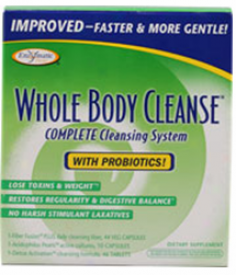 Enzymatic's Whole Body Cleanse 1kit