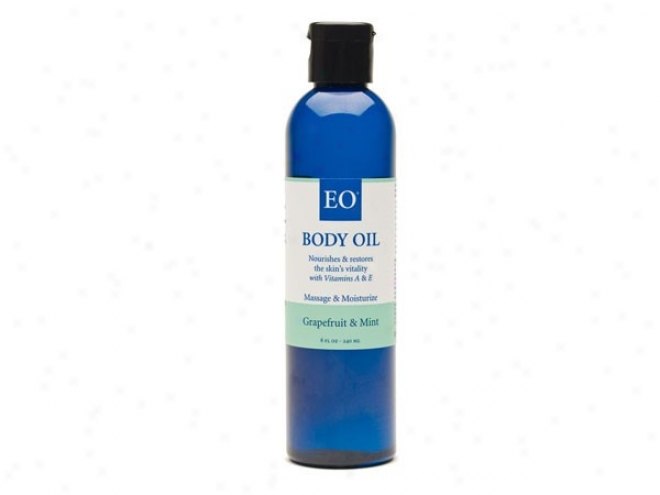 Eo's Body Lorion Grapefruit & Mint Purifying & Stimulating 8oz