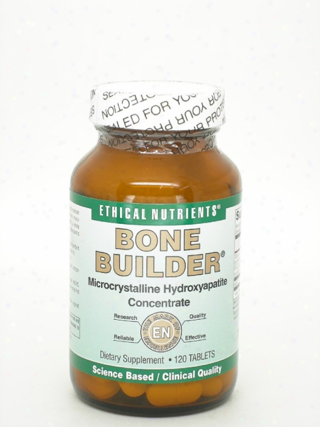 Ethical Nutrient's Bone Builder 120tabs