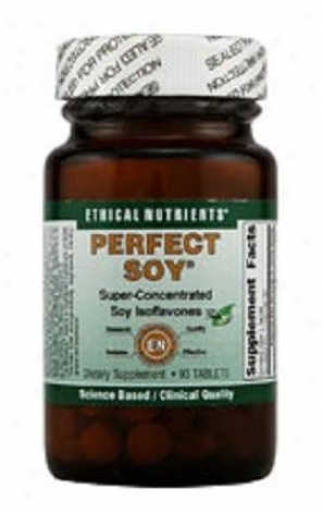 Ethical Nutrient's Perfect Soy 90tabs