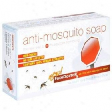 Facedoctor Anti-mosquito Soap (3.35oz) 100gm