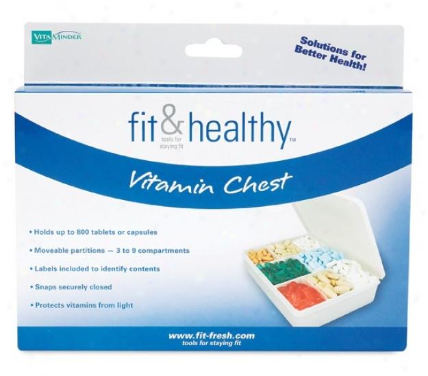 Fit & Fresh's Vitamin Chest