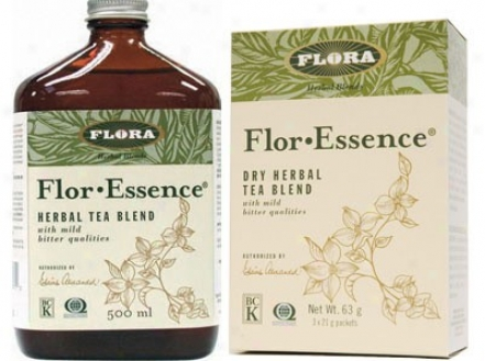 Flora's Flor Essence Dry Tea Blend 2.2oz